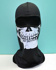 cagoule bikers intégral skull, harley,moto,ski,froid,protection ,