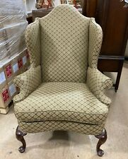 Vintage Southwood Upholstered Wing back Chair