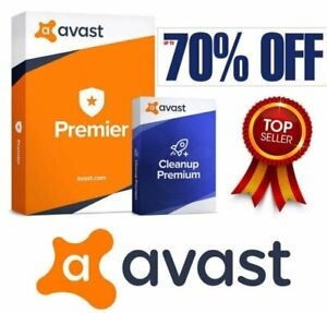 Avast Premium  Security    10 - Devices   5 YEAR