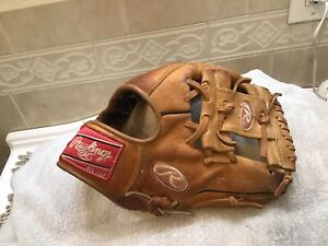 "Rawlings HL202 11.5"" Highlight Series Baseball Softball Glove Right Hand Throw"