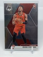 Bruno Fernando 2019-20 panini mosaic basketball Base RC Hawks
