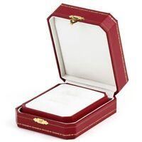 1X(Schmuck Schmuck Schatulle Heiratsantrag Diamant Schachtel Hochzeit Ehe S G4Q2