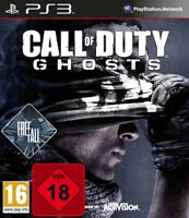 PS3 Call of Duty: Ghosts Free Fall Edition NEU&OVP Playstation 3