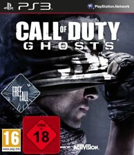 PS3 CALL OF DUTY: Ghosts Free Fall Edition NUEVO Y EMB. orig. PLAYSTATION 3