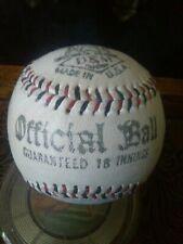 VTG 1920's BABE RUTH signed Draper & Maynard Official League Baseball *REPLICA*