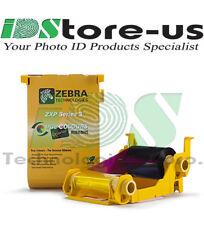 Zebra 800033-848 YMCKOK Color Ribbon 165 Images NEW Original for ZXP Series 3