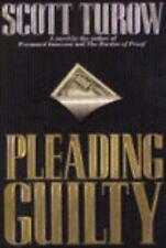 Pleading Guilty by Scott Turow, paperback like new