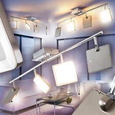 LED Quadrat Deckenlampe mit Dimmer Flur Leuchte Wohn Zimmer Lampe Küche Strahler