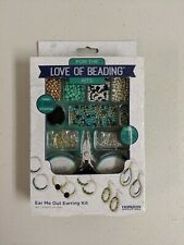 For The Love Of Beading Earring Kit - Makes 16 Pairs