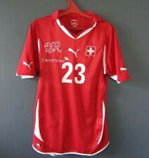 SHAQIRI #23 SWITZERLAND NATIONAL SOCCER TEAM  JERSEY MENS SIZE S 4/5