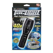 Taclight As Seen On TV - Super Bright, Frozen in Ice & Heat Resistant Flashlig