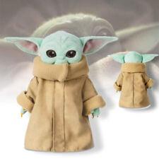 25/30CM Baby Yoda Plush Toy,wakes Master The Mandalorian Force Stuffed Doll Gift
