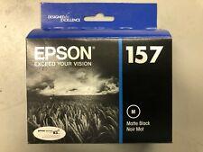Epson 157 Matte Black Ink T1578 Stylus R3000 Date: 2020