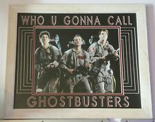 Dan Aykroyd Autographed Signed 11x14 Framed 18x22 Ghostbusters JSA