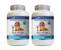 dog gummy vitamins - DOG TEETH HEALTH FORMULA 2B - dog vitamin e