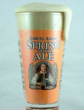 "Samuel Sam Adams Spring Ale Tap Handle 13"" Beer Bar Keg Marker Pub Figural Pint"