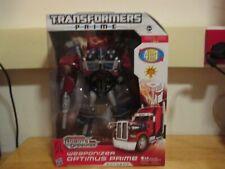 Transformers Prime RID Weaponizer Optimus Prime Figure
