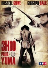 3H10 pour Yuma (Russell Crowe, Christian Bale) - DVD