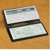 Checkbook Calculator, Balance Accounts, Budget Accounts Easily And Saves Records