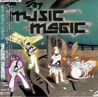 MUSIC MAGIC-S/T-JAPAN MINI LP CD F30