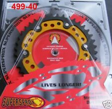 Supersprox Stealth Kettenrad Kawasaki VN 800 Drifter, VN800C, RST499-40 sprocket