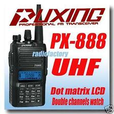 Puxing PX-888 verD UHF 400-480Mhz + Earpiece( PX-777 )_