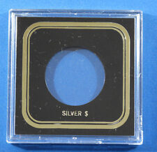 "VPT - Silver ""$"" Single - Black 3.3""x3.3"" Capital Plastic Holder"
