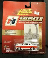 2000 Johnny Lightning 1969 AMC Hurst SC Rambler Linda Vaughn Trading Card MOC