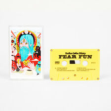 Father John Misty FEAR FUN Debut Album NEW SEALED YELLOW COLORED CASSETTE TAPE