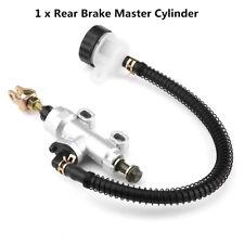 Rear Brake Master Cylinder Hydraulic Pump Reservoir for Motorcycle Dirt Bike ATV