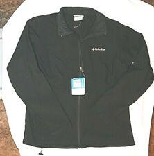 Columbia Black Jacket size Womens XL/14  retail $115