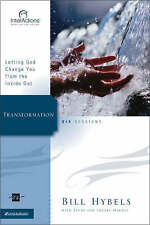 Transformation: Letting God Change You from the Inside Out-ExLibrary