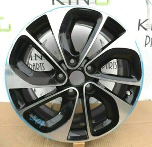 RENAULT MEGANE 17'' INCH ALLOY WHEEL 7J X17 ET47 *DAMAGE* 403006221R #507