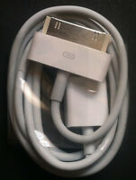 1M Original 30-Pin To USB Charge Sync Cable Charger for Apple iPhone 3G 4 4s