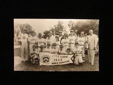 Vintage 1955 Little League World Champions Postcard - Pennsylvania