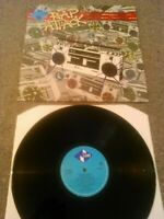 VARIOUS - JIVE RAP ATTACK LP N. MINT!!! UK JIVE WHODINI JAZZY JEFF GIFTED 4 ...