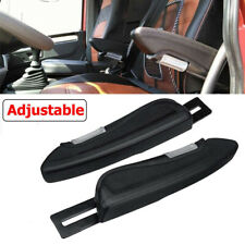 2x Adjustable Right + Left Seat Armrest For RV Van Boat Truck Parts Accessories
