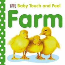 NEW - Baby Touch and Feel: Farm (Baby Touch & Feel) by DK