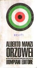 F13 Orzowei Alberto Manzi Bompiani 1977