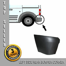 Ford Transit Connect rear bumper corner end caps with clips Right Side