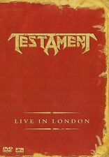 TESTAMENT - Live In London DVD