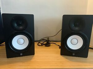 yamaha hs7 monitor speakers- Pair - MINT CONDITION