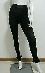 PUMA sz 8/XS long active wear black gym/yoga/running pants EUC