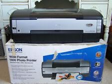 Epson Stylus Photo 1400 Printer with Original Factory Box!