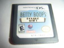 Betty Boop's Double Shift (Nintendo DS) Lite Dsi xl 2ds 3ds XL
