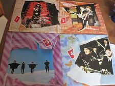 """""""THE BEATLES BOX FROM LIVERPOOL""""  8 MINT LP'S STEREO  MFG. COLOMBIA"""