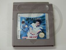 GAMEBOY CLASSIC GIOCO JIMMY CONNORS TENNIS, usato ma OK