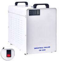CW-5200 Industrielle Wasserkühler Cooler Graviermaschinen Thermolyse CNC 9L