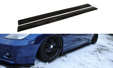 SIDE SKIRTS ADD-ON DIFFUSERS TOYOTA CELICA T23 TS PREFACE (1999-2002)