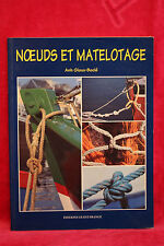 Noeuds et matelotage - Anh Gloux-Boclé